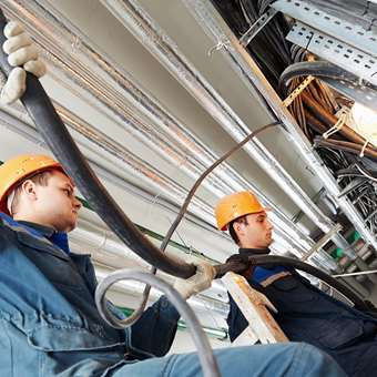 Inspection Of Electrical Lines