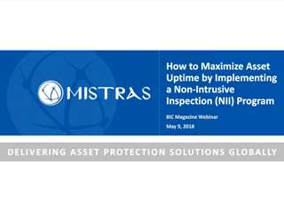 Non-Intrusive Inspection (NII) Programs